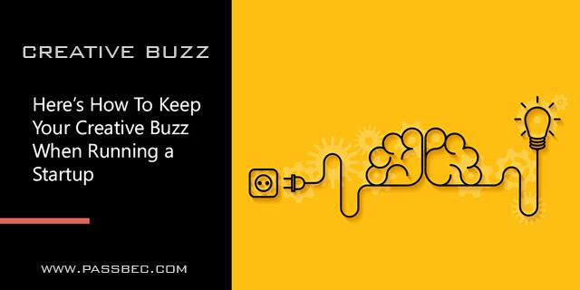 Creative Buzz-创造的激情
