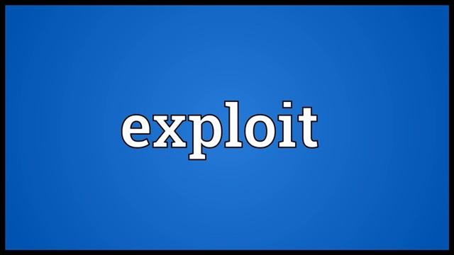 """商务英语中熟悉的陌生人:""""Expolit"""""""