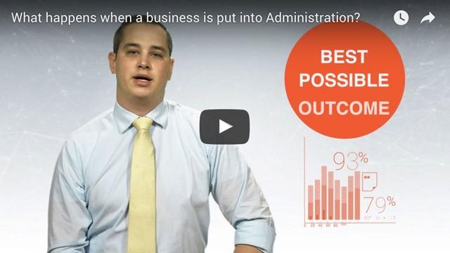 """商务英语俚语解析:""""Put into administration"""""""